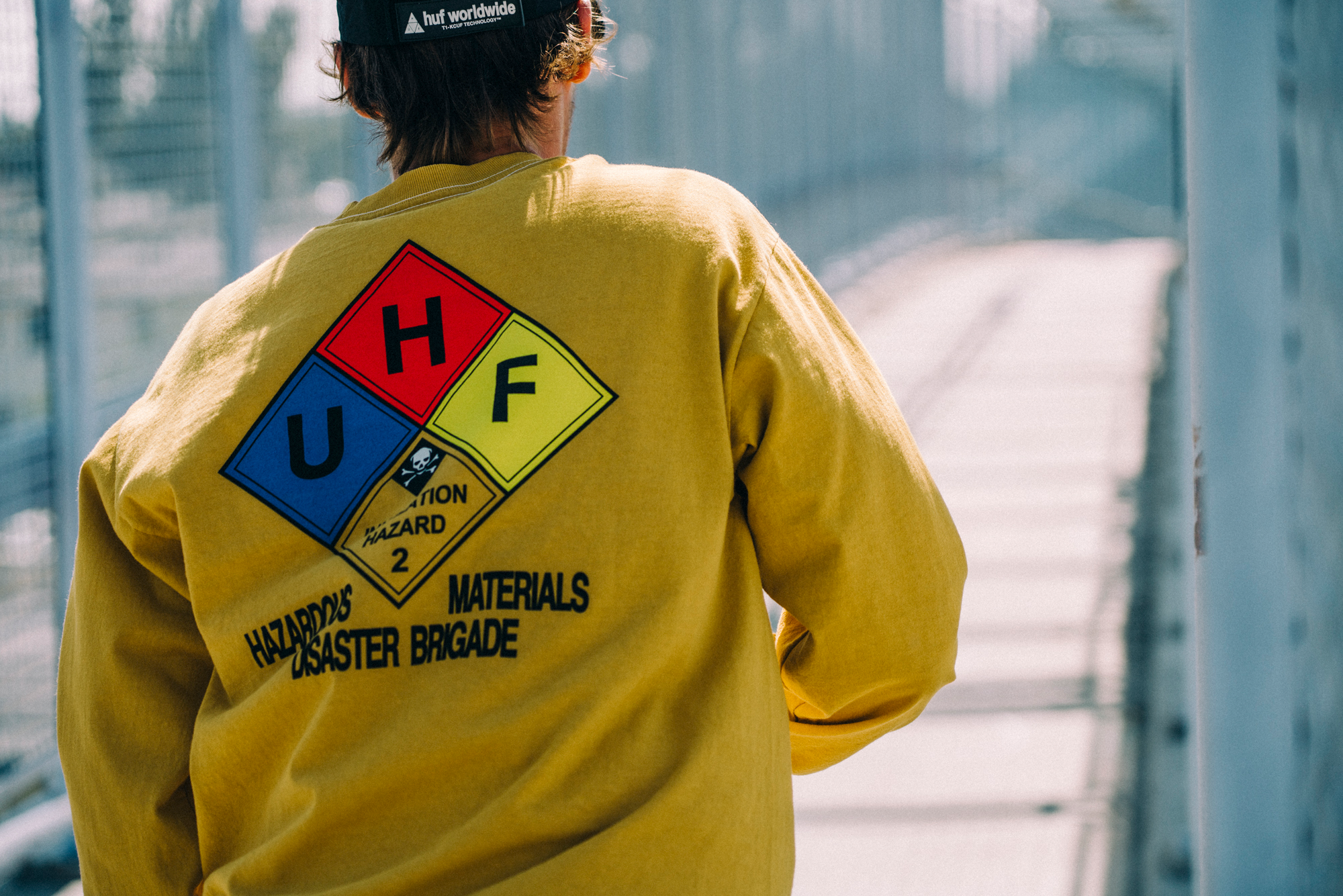 What's coming from HUF for the Fall (2019)