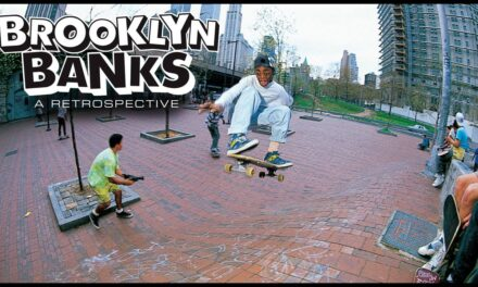 "Brooklyn Banks ""A Retrospective Video"" By R.B. Umali (2020)"
